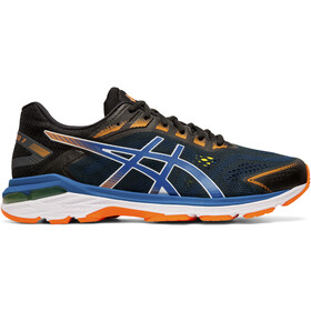 asics GT-2000 7 Schoenen Heren, black/lake drive